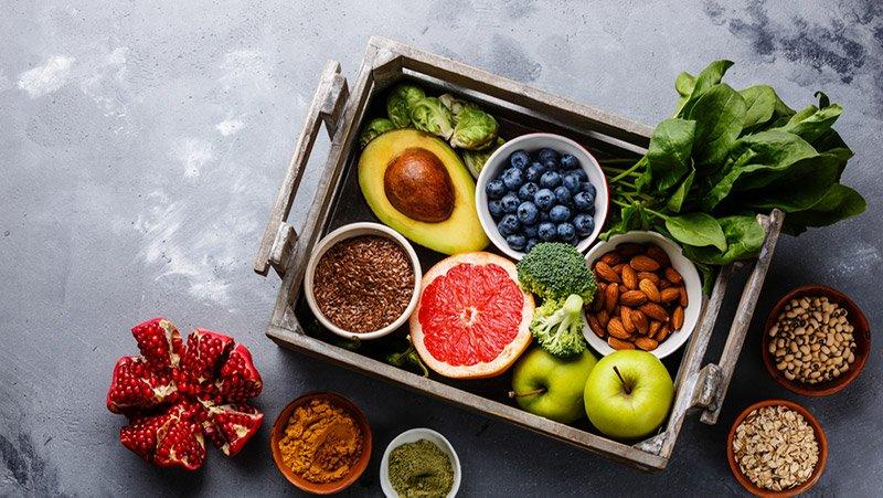 foods for immune stress