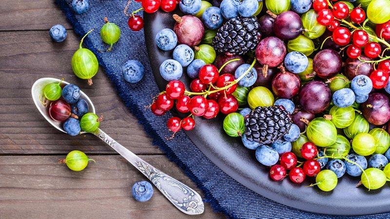 foods rich in rutin